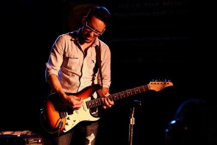 Shawn Mazzei, Guitar
